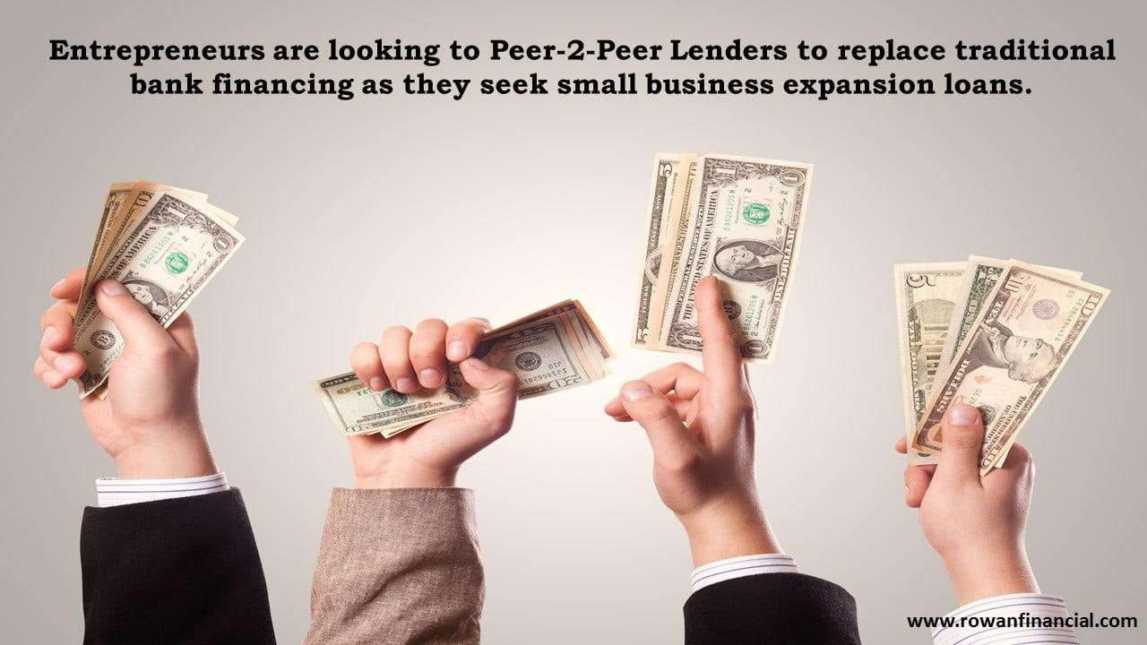 Peer 2 Peer Lending | Rowan Financial