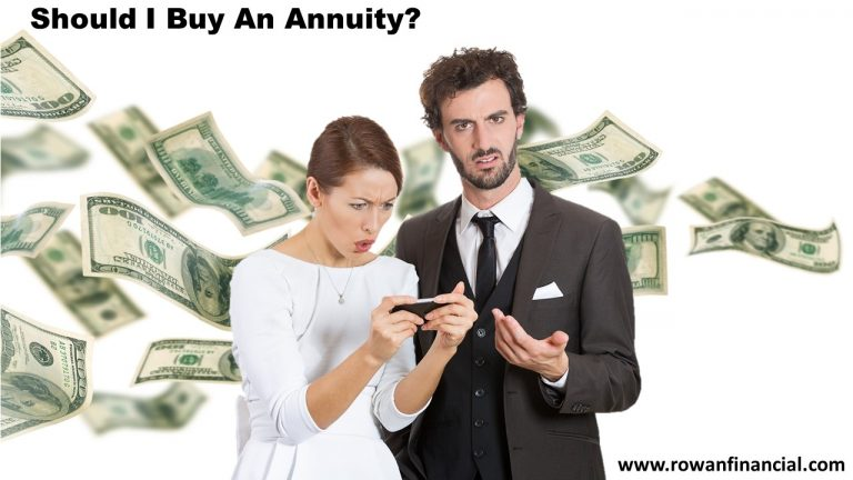 Should I Buy An Annuity