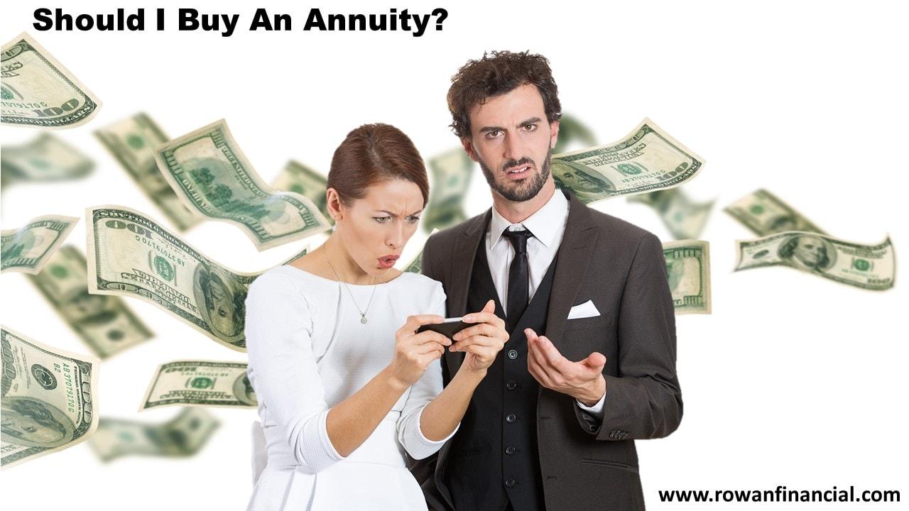 Should I Buy An Annuity