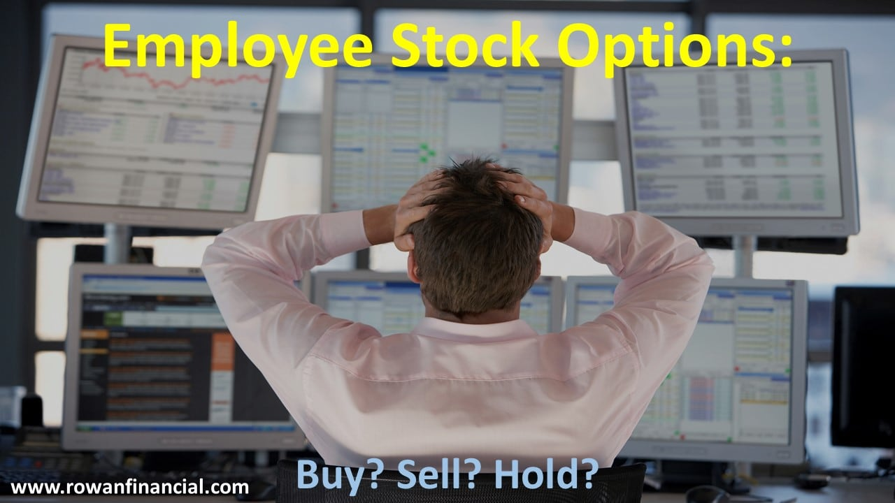 Granting stock options to employees