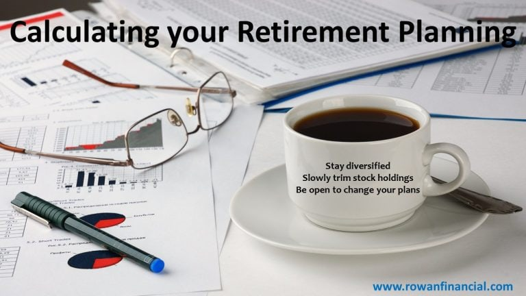 Calculating Your Retirement Planning