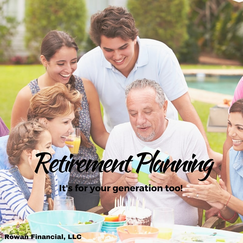 From Millennials to Boomers – What to Do NOW for Retirement