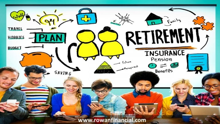 Retirement Planning Rowan Financial